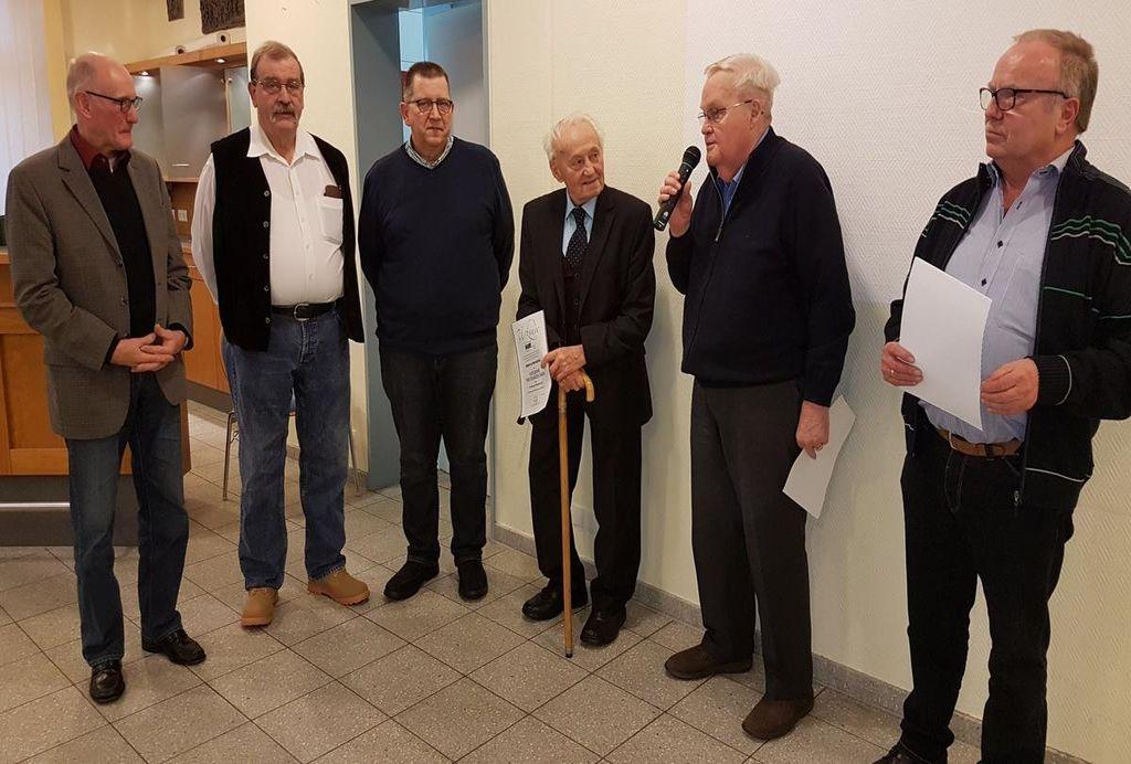 VdK Ortsverband Horhausen-Oberlahr begrüßte das neue Jahr mit einem ...