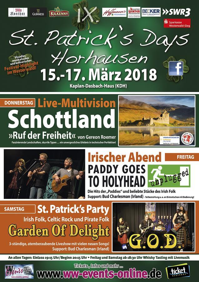 St. Patricks Days Horhausen
